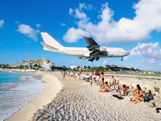VIAJES A SAINT MAARTEN DESDE CORDOBA - St. Martin/St.Maarten /  - Buteler en el Caribe