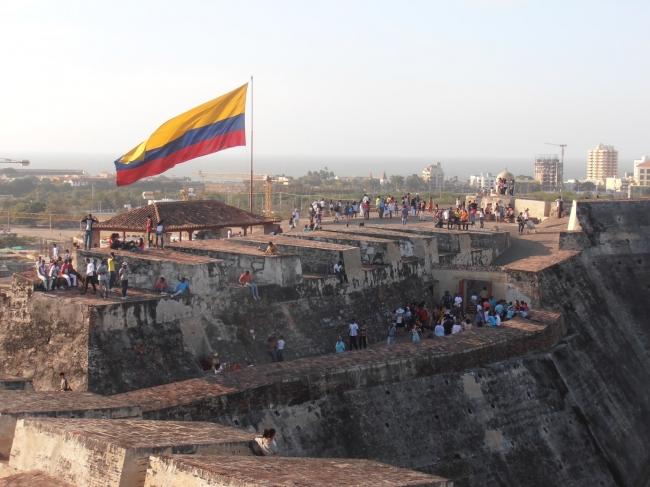 VIAJE A CARTAGENA E ISLA BARU DESDE ARGENTINA - Buteler en el Caribe