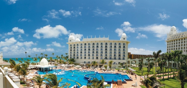 Hotel Riu Palace Aruba - Buteler en el Caribe
